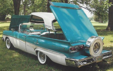 59 ford retractable hard top fairlane-galaxy-skyliner-convertible-rachero