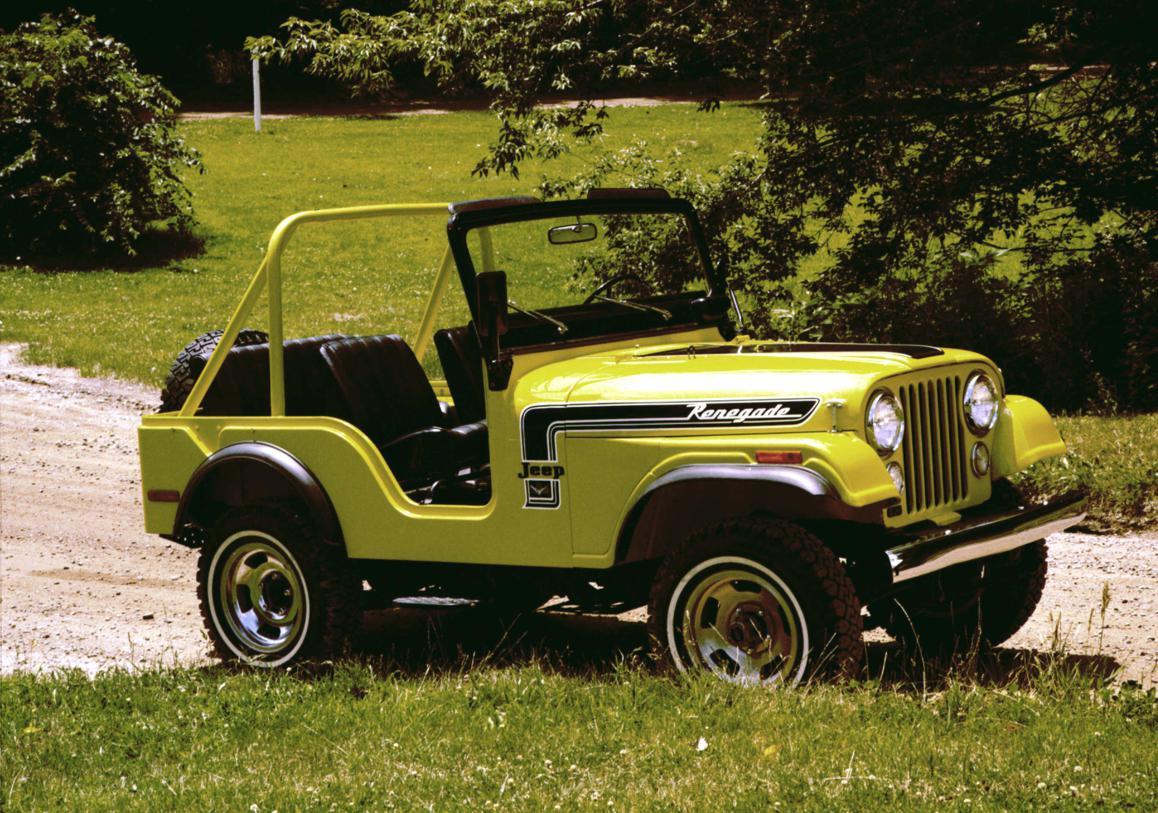 1972 1975 Jeep Cj5