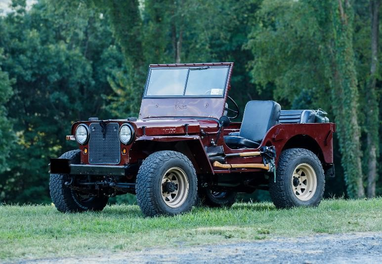 41-'64 Jeep CJ2A, 3A, 3B | Willys MB, M38