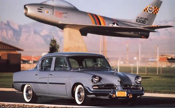 1953 1958 Sedan Wagon
