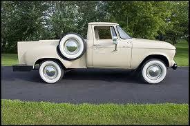1959 1964 Studebaker Pickup T Cab