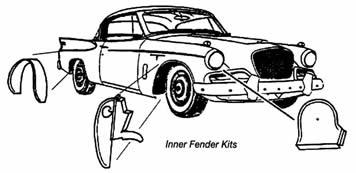 Need Wiring Diagram For John Deere 4020 24v Starter In together with 1970 GMC VAN 70 G1500 G2500 G3500 12 34 1 TON VAN WIRING CHART DIAGRAM 272687767743 also 56 Plymouth Wiring Diagram together with 1956 Ford Customline Wiring Diagram besides Bentley Continental S1 2C S2 2C S3 SERVICE Workshop Repair SHOP Manual MANUALS 182605214112. on studebaker frame