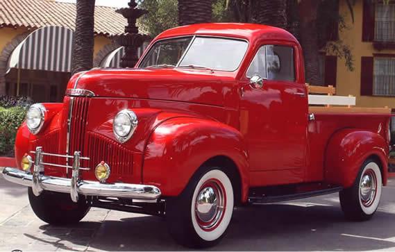 1941 1947 Studebaker M Series